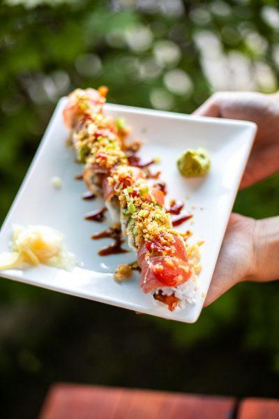 sushi styles