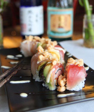sushi food photo by Crystal Ricotta Design