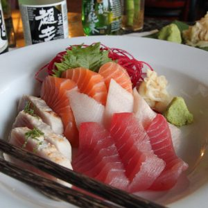 Sashimi Sushi Fresh Lake Tahoe Voted Best Sushi