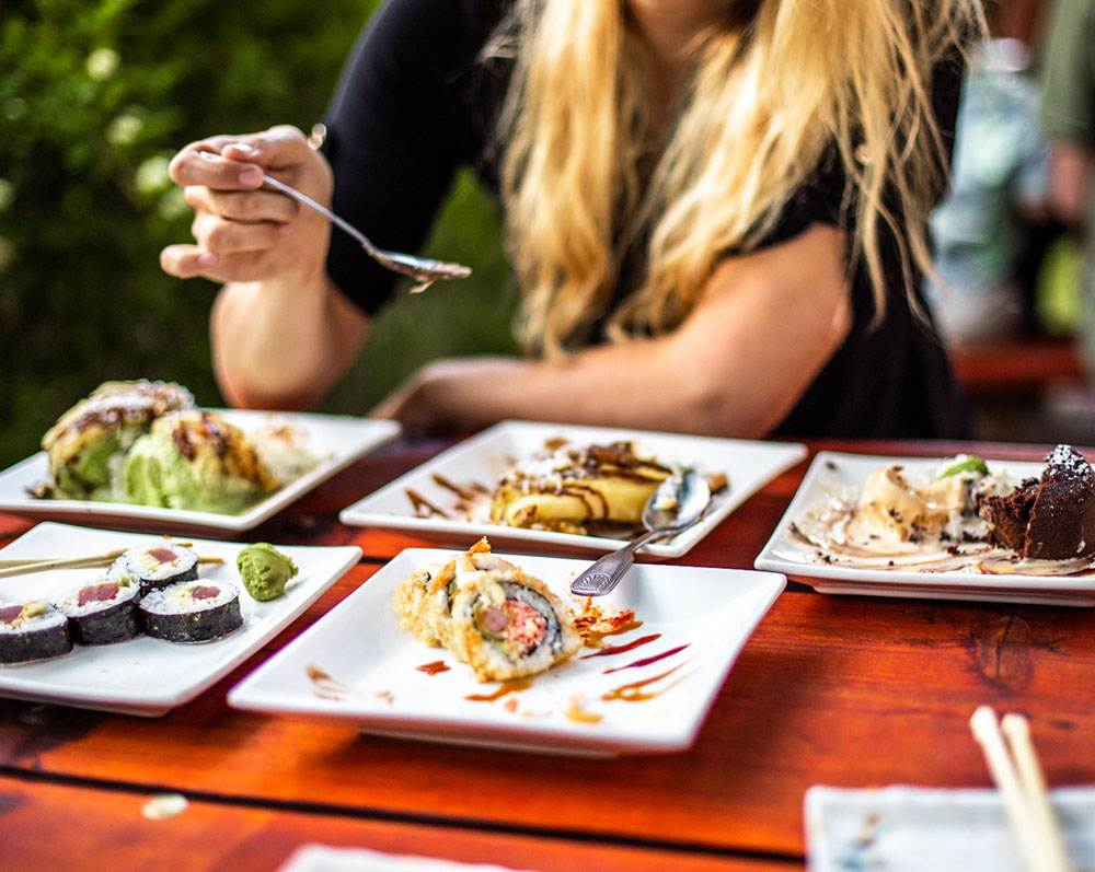 Best Sushi Lake Tahoe